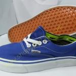 รองเท้า Vans ผู้หญิง สีฟ้า