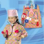 ชุดพยาบาล+อุปกรณ์ตามรูป แพ็ค 2 ชุด ไซส์ 46*38 cm (เหมาะสำหรับ 3-8 ขวบ)