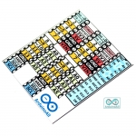 Sticker Arduino สติกเกอร์ตำแหน่งขา บอร์ด Arduino Uno