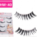 HW-40# ขนตาเอ็นใส (ราคาส่งนี้ ขั้นต่ำ 15 กล่องขึ้นไปเท่านั้น) คละเเบบได้