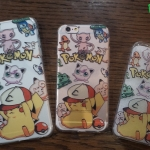 iPhone 5, 5s, SE - เคสใสลาย Pokemon All Friend