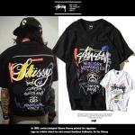 เสื้อยืด STUSSY Melody -ระบุสี/ไซต์-