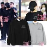 เสื้อแขนยาว PEACEMINUSONE LOGO Sty.G-Dragon -ระบุสี/ไซต์-
