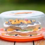 Cake box / กล่องเค้ก 3 ล็อก