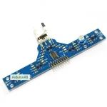 Line tracking 7 Sensor Module