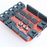 Arduino Sensor Shield V8