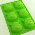พิมพ์ซิลิโคนรูปหมีพูห์ (Pooh)