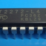 IC PT2272-L4 Remote Control Decoder