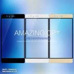 Huawei P9 Plus (เต็มจอ) - ฟิลม์กระจกนิรภัย ขอบสี AMAZING CP+ Nillkin แท้