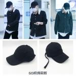 หมวกแบบ G-DRAGON (11043) สายสั้น