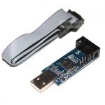 บอร์ดเบิร์น IC Arduino USBASP USBISP AVR Programmer Support Win7 64K