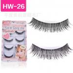 HW-26 ขนตาเอ็นใส(ขายปลีก) เเพ็คละ 5 คู่ ขายยกเเพ็ค