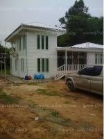 บ้านเเฝด3 ห้องนอน 2 ห้องน้ำ 1ห้องโถง 1ห้องครัว ราคา 850,000 บาท