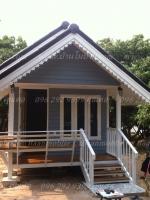 บ้านโมบายขนาด 3*6 เมตรระเบียง 1*3 เมตร ราคา 210,000 บาท