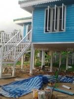บ้านโมบาย ขนาด 6*7 เมตร 2ห้องนอน 2ห้องน้ำ 1ห้องรับเเขก