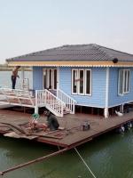 บ้านขนาด 4*6 เมตร ระเบียง 2*3 ราคา 280,000 บาท