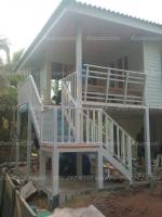 บ้านโมบายขนาด 6*7 เมตร ราคา 590,000 บาท