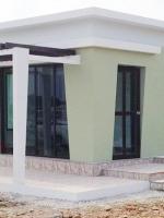 บ้านน็อคดาวน์ สไตล์โมเดิร์น บ้านโมบาย จากนครสวรรค์ ราคา 340,000