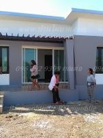 บ้านโมเดิร์นขนาด 8*7.5 ระเบียง 1.5*5 เมตร ราคา 825,000 บาท