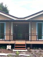 บ้านแฝด ขนาด 4*6 ตรม 2 หลัง พร้อม ห้องโถงใหญ่ กลางบ้าน และห้องครัวด้านหลัง ราคา 790000