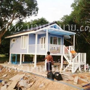 บ้านน็อคดาวน์ บ้าน ขนาด 4*6 ราคา 340,000 บาท