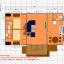 บ้านแฝดชั้นล่างขนาด 11*6 เมตร ระเบียง 2*4 เมตร ชั้นบนขนาด 3*4 เมตร ระเบียง 2*3 เมตร thumbnail 69