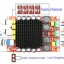 TDA7498 Amplifier Board Class D 2x100W DC 14-34V thumbnail 3