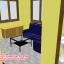 CD02 บ้านตัวอย่าง 6*7ต่อเติมห้องครัว 2*3 พร้อมระเบียง 1.5*3 เมตร 2 ห้องนอน 2 ห้องน้ำ 1 ห้องรับเเขก 1 ห้องครัว 565,000 บาท thumbnail 11