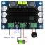 TPA3116D2 Amplifier Stero 100W Class D บอร์ดเครื่องขยายเสียง 100W คลาส D thumbnail 1