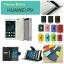 Huawei P9 Plus - เคสฝาพับ Mercury Goospery Fancy Leather Case cover แท้ thumbnail 2