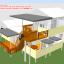 บ้านแฝดชั้นล่างขนาด 11*6 เมตร ระเบียง 2*4 เมตร ชั้นบนขนาด 3*4 เมตร ระเบียง 2*3 เมตร thumbnail 68
